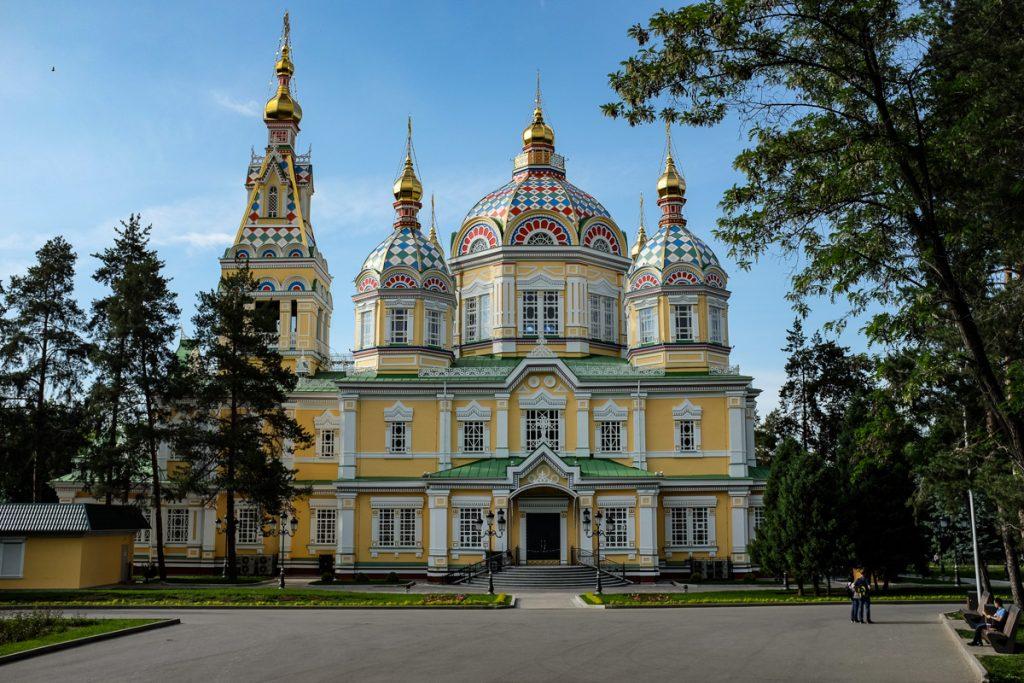 Almatos lankytinos vietos
