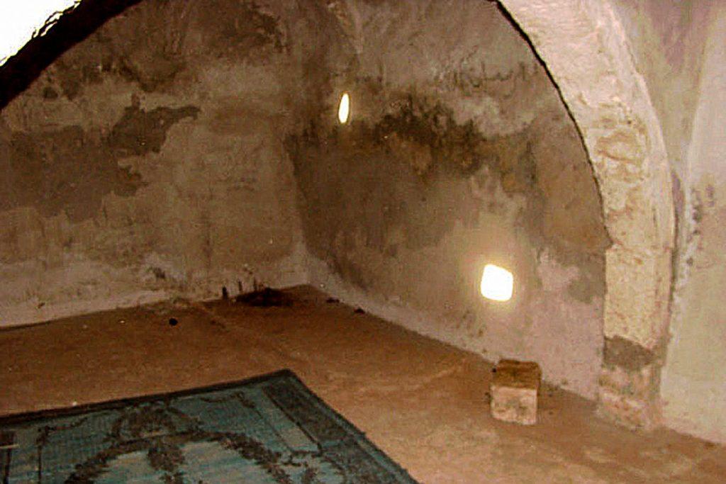 Beket Ata požeminė mečetė
