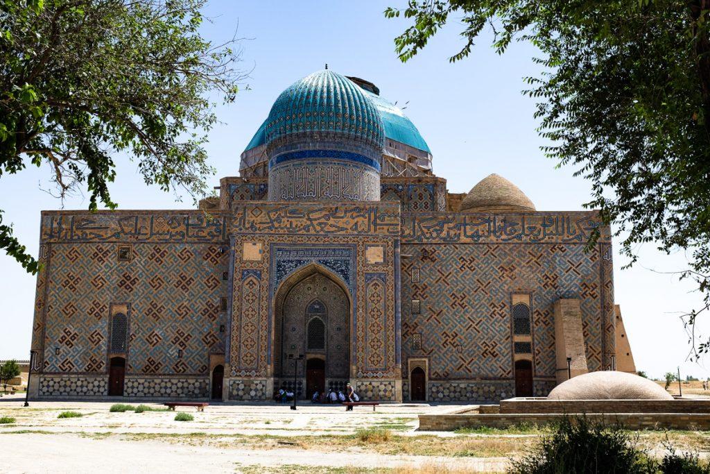 Chodža Achmedo Jasavio mauzoliejus