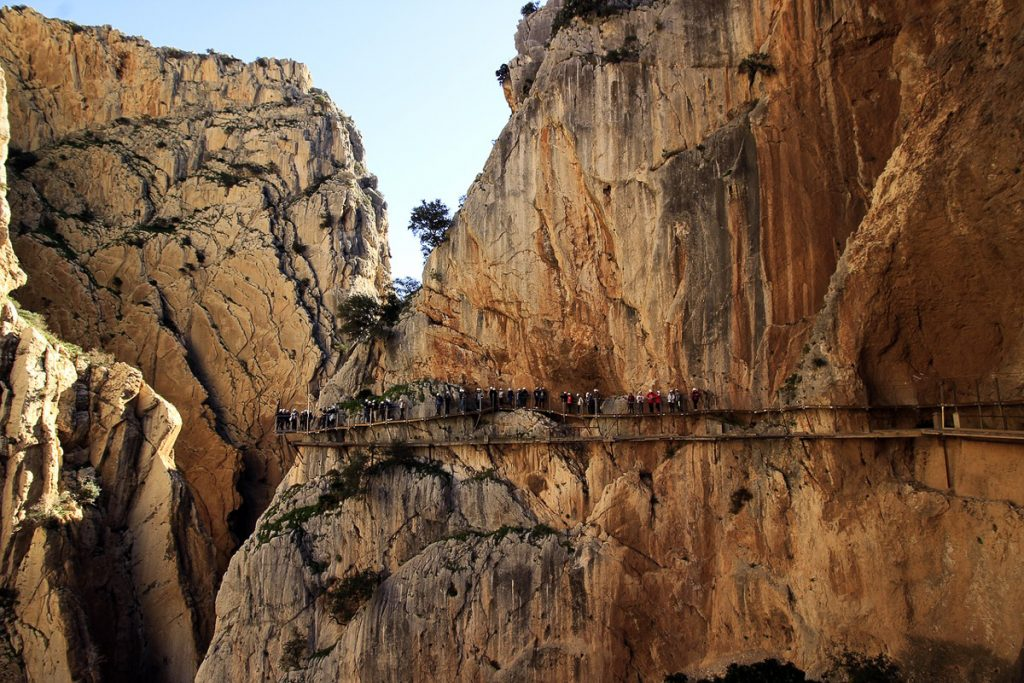 Mažasis karaliaus kelias arba El Caminito del Rey