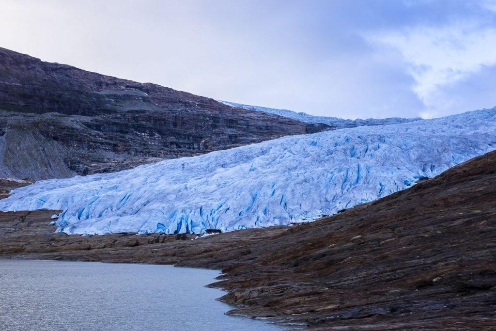 Svartisen ledynas