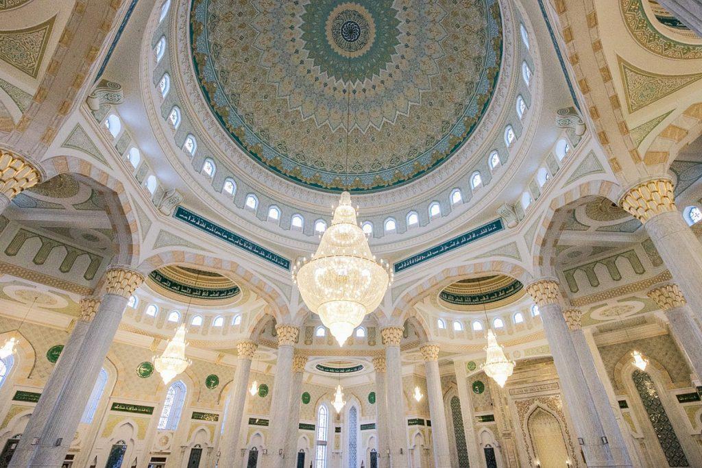 Hazret Sultan mečetė