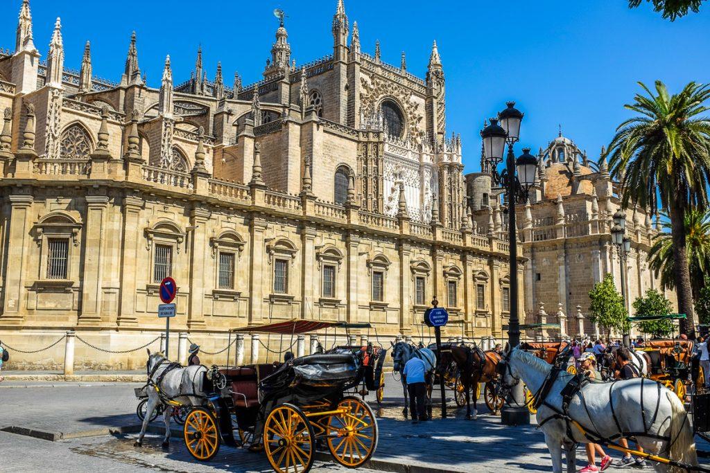 Ispanija lankytinos vietos
