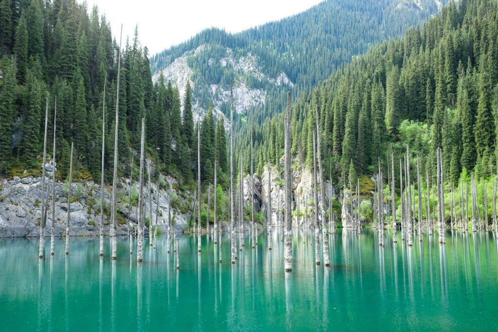 Kaindy ežeras
