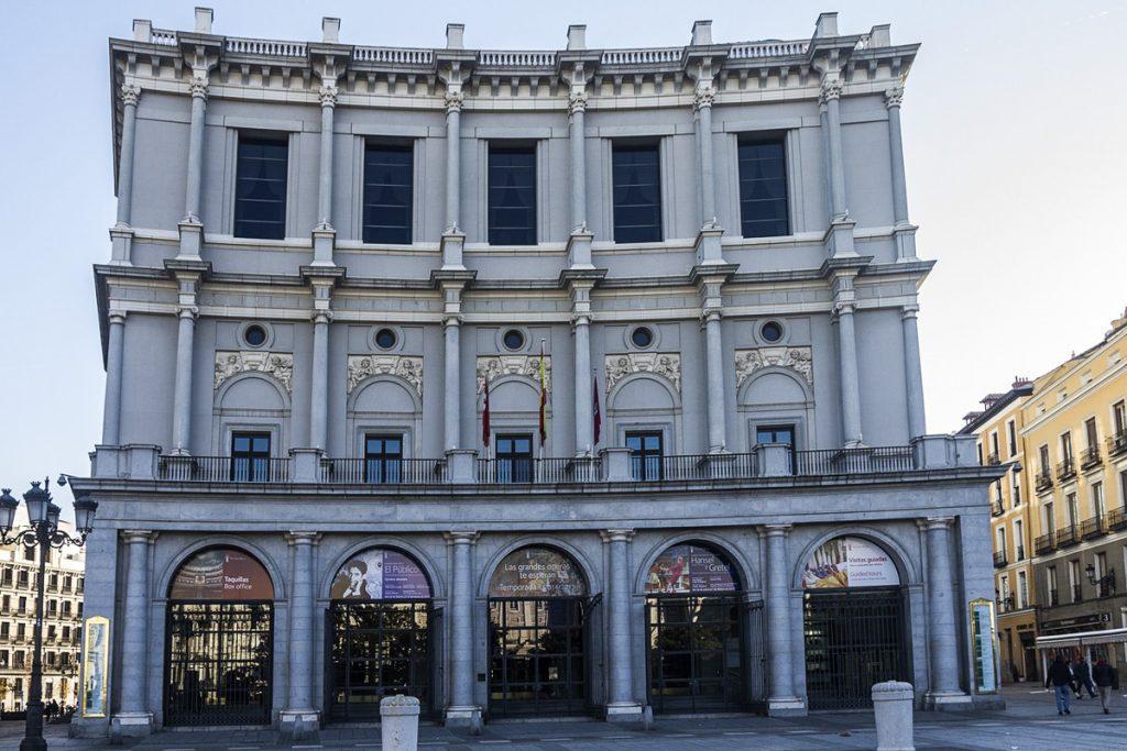 Madrido Karališkasis teatras