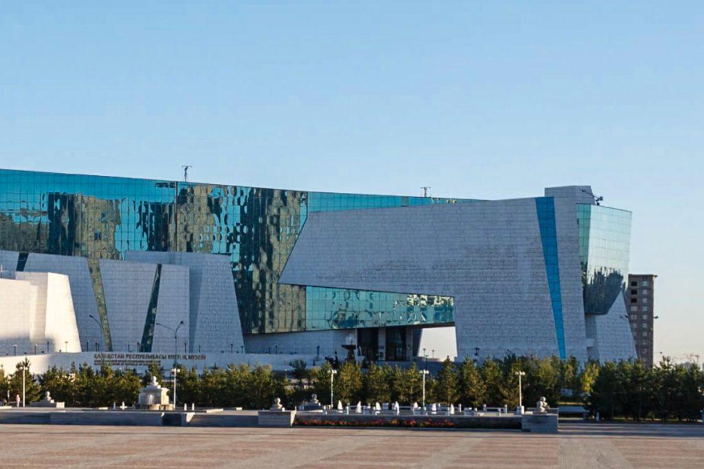Nacionalinis Kazachstano muziejus