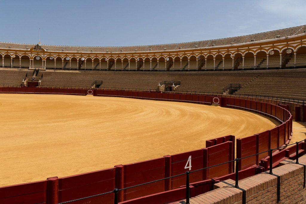 Koridos arena (Plaza de Torros)