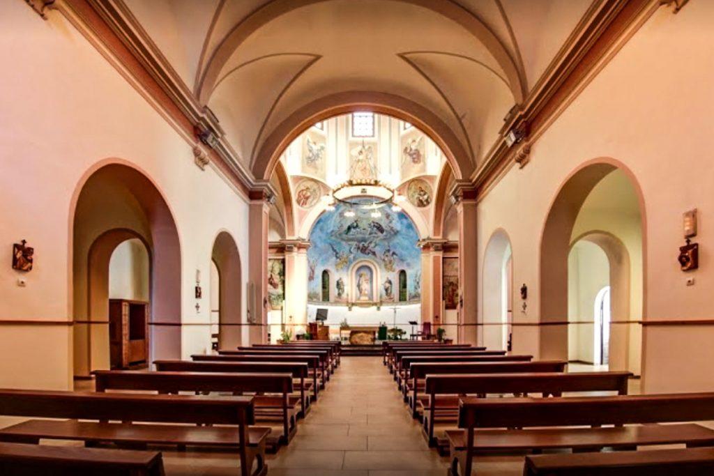 Santa Maria del Mar bažnyčia