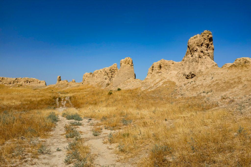Senovinis Saurano miestas
