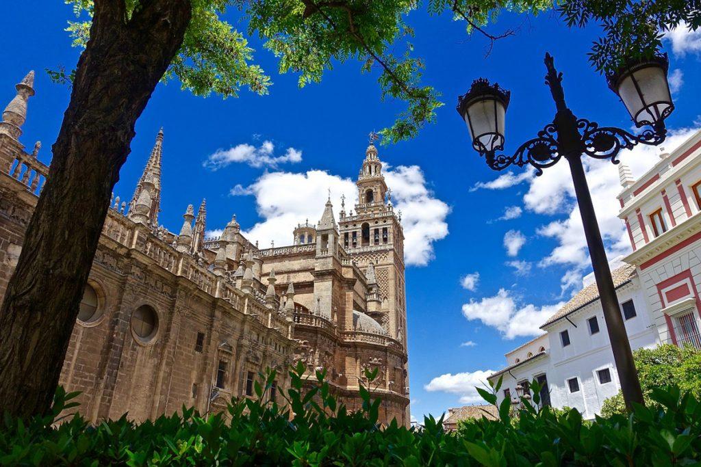 Sevilijos katedra