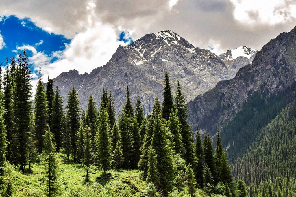 Tian Šanio kalnai