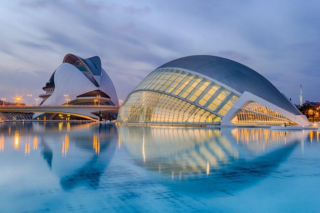 Valensijos mokslo ir meno miestas