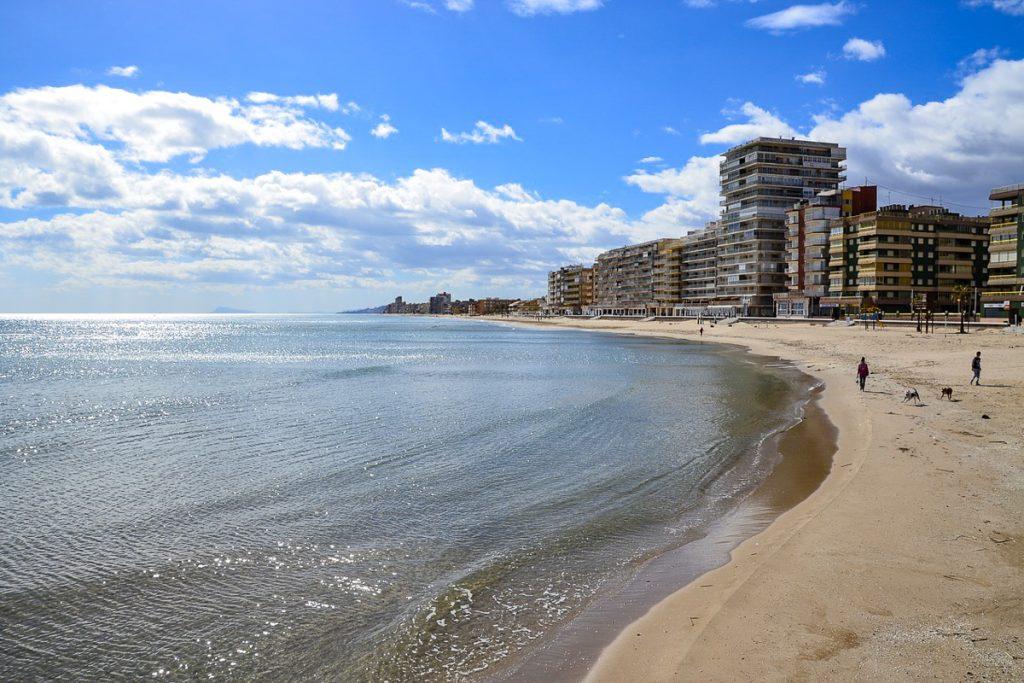 Valensijos paplūdimiai
