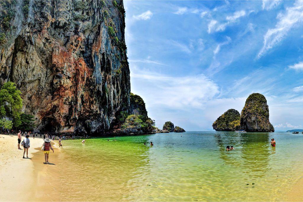 Ao Phra Nang paplūdimys