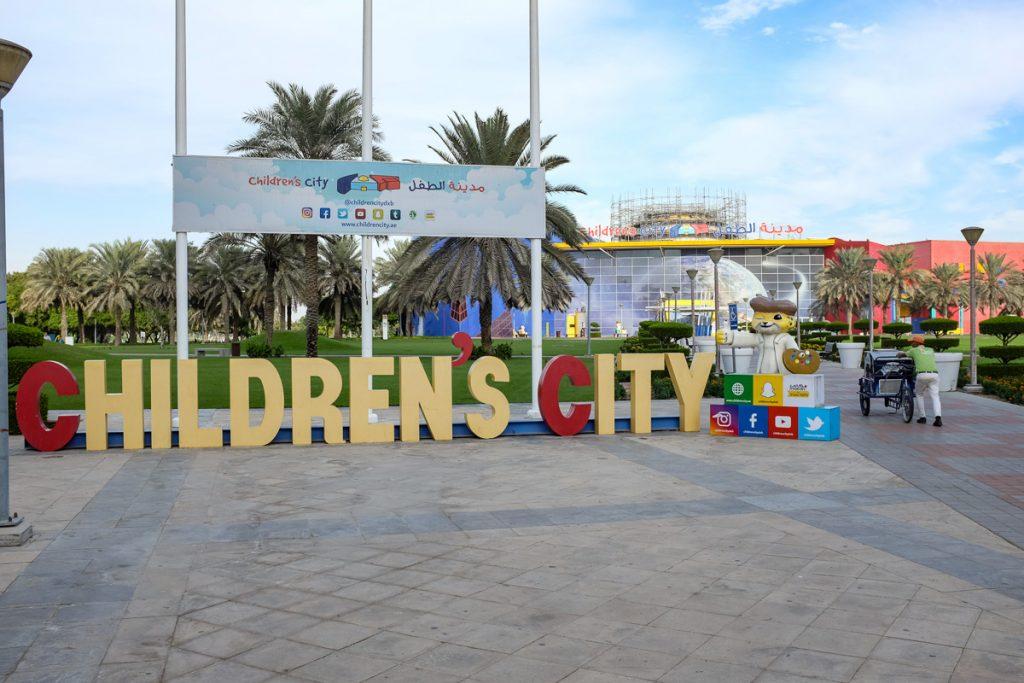 Dubajaus Vaikų miestas