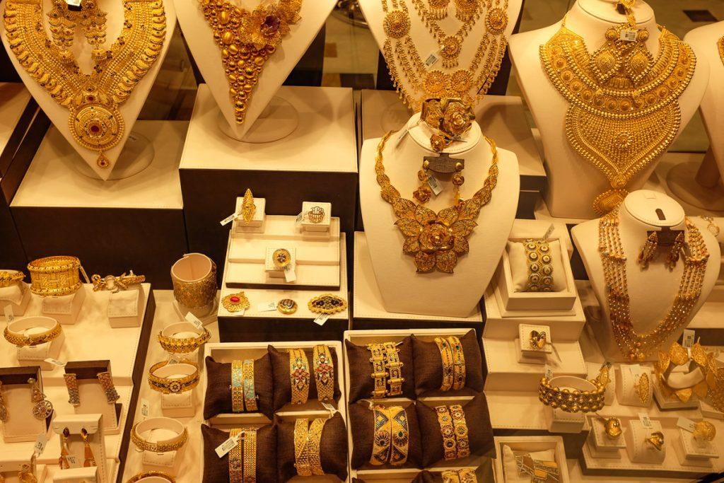 Deiros aukso turgus