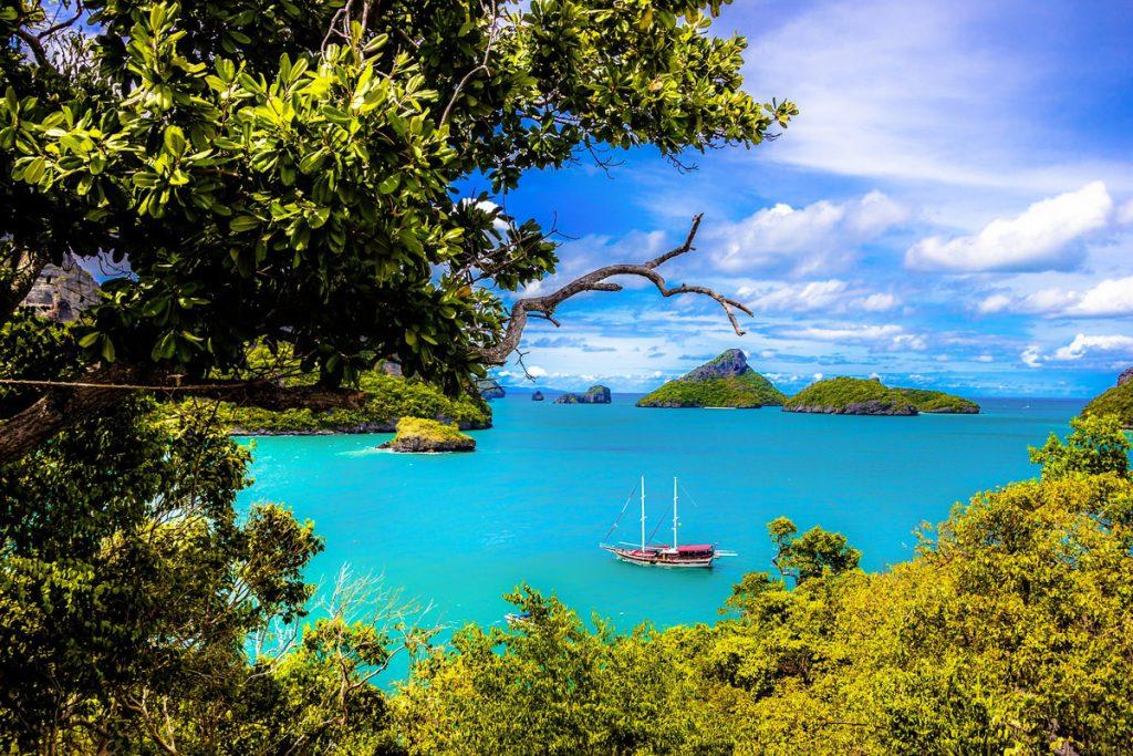 Ang Thong nacionalinis jūrų parkas
