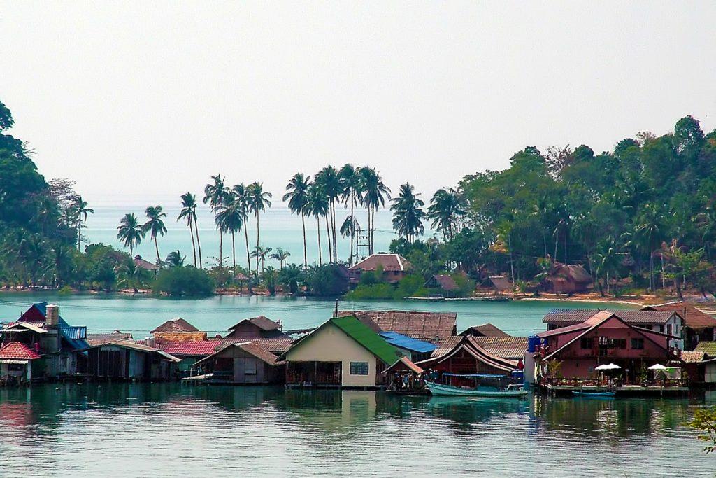 Bang Bao žvejų kaimas