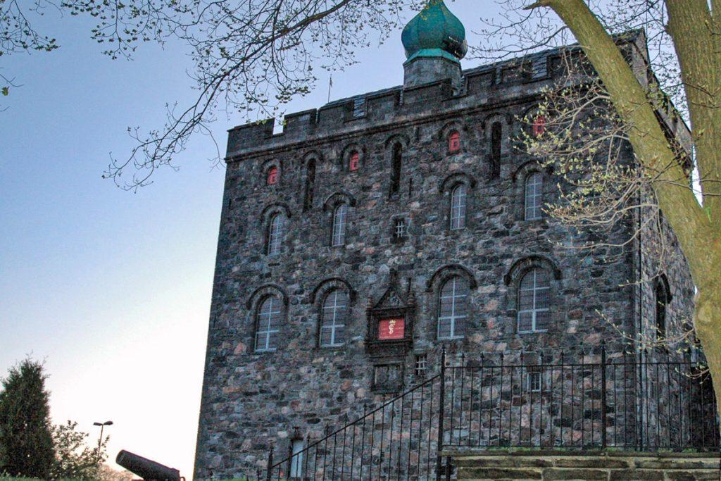Bergenhus tvirtovė