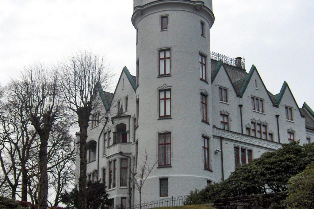 Bergeno Karališkoji rezidencija