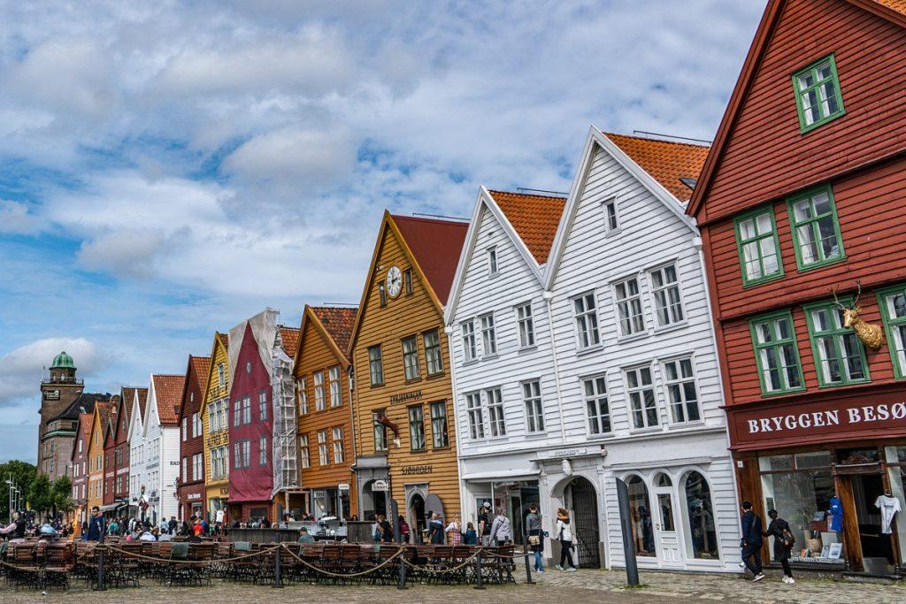 Bergeno turgaus aikštė