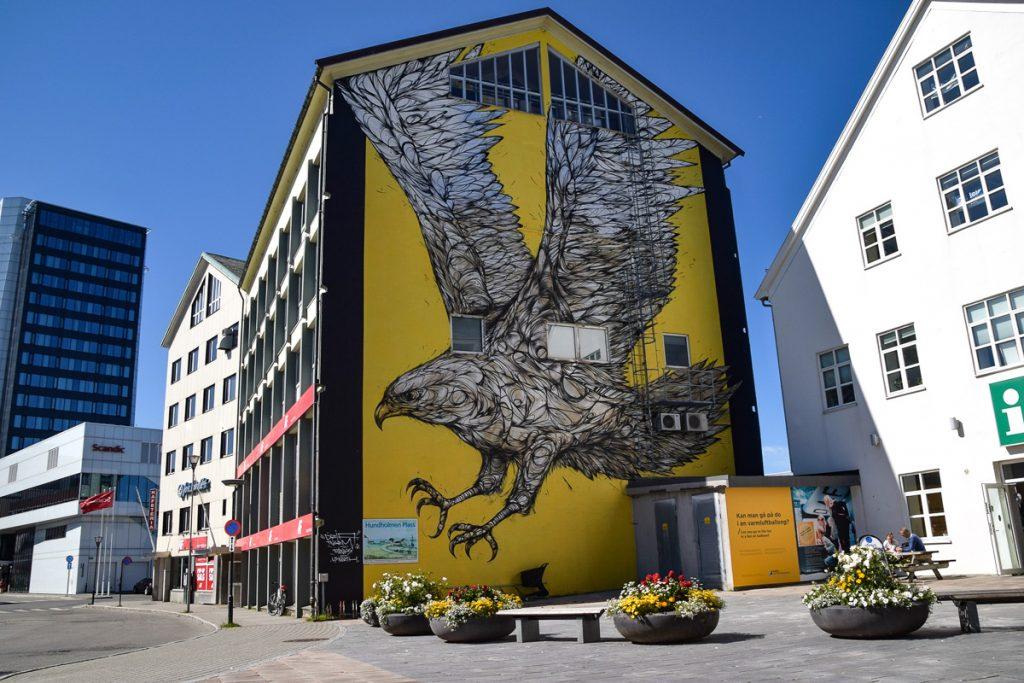 Budės gatvės menas