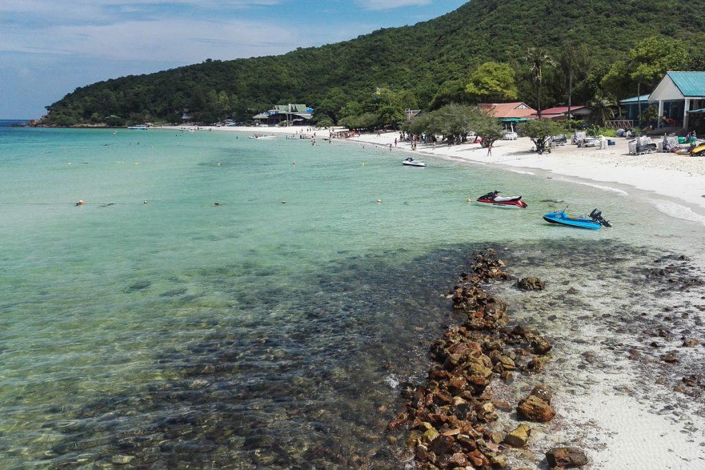 Chalok Lum paplūdimys