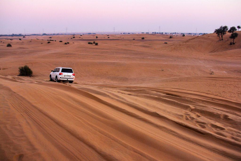 Dubajaus safaris