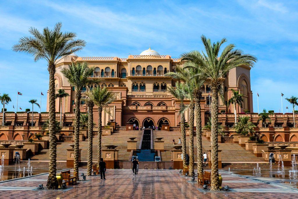 "Prabangus viešbutis ""Emirates Palace"""
