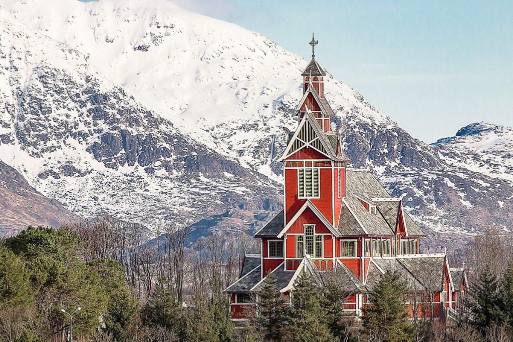 Flakstado bažnyčia