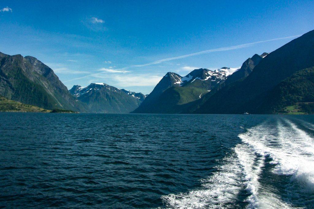 Hjorundsfjordenas