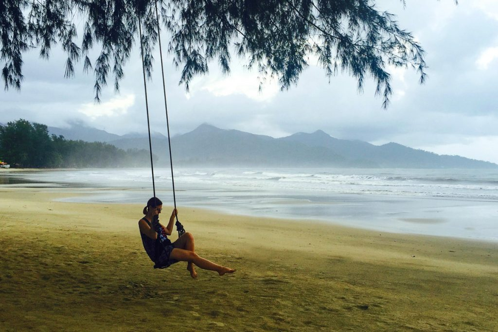 Klong Prao paplūdimys