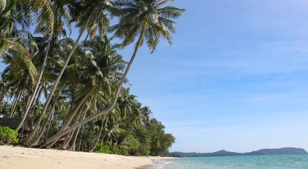 Koh Kood salos paplūdimiai
