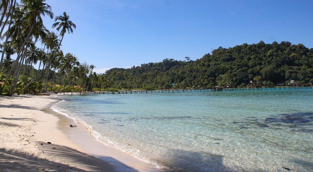 Koh Kood salos paplūdimys