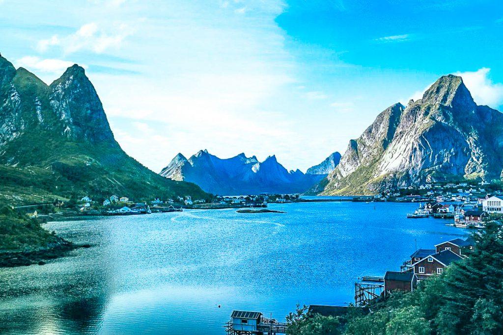 Lofoteno salos lankytinos vietos