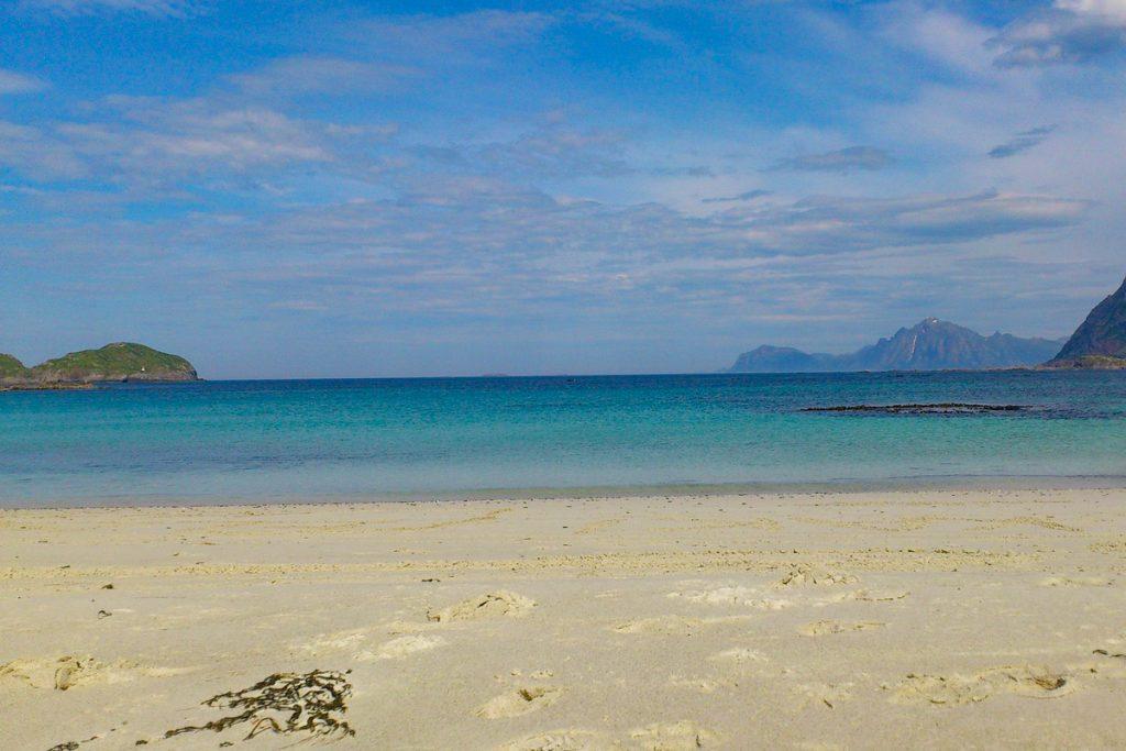 Mjelle paplūdimys