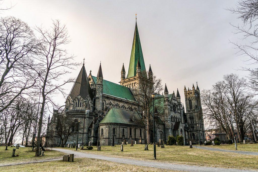Nidaros katedra