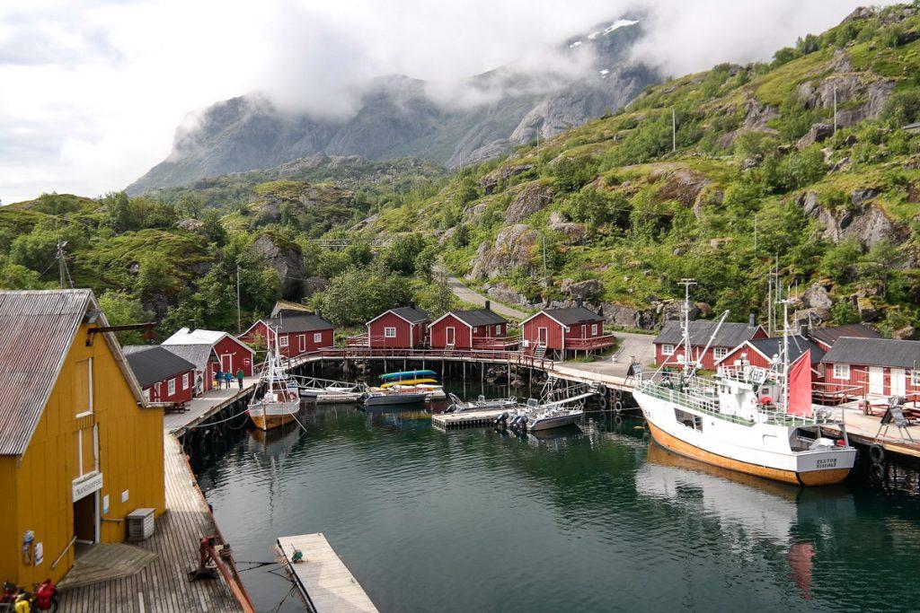Nusfjordas