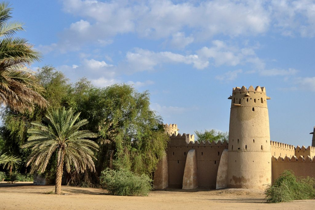 Qasras Al Hosno fortas