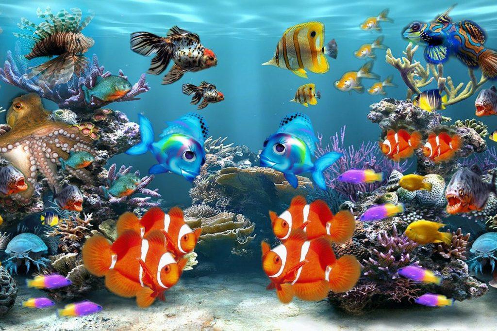 Šardžos akvariumas