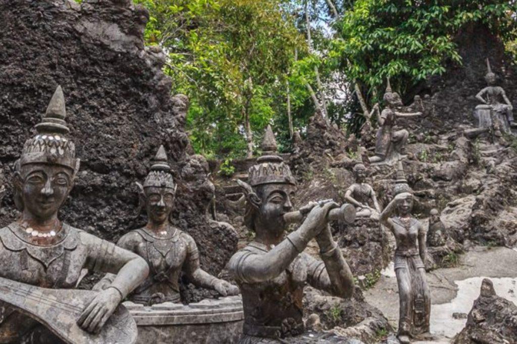 Paslaptingas Budų soda