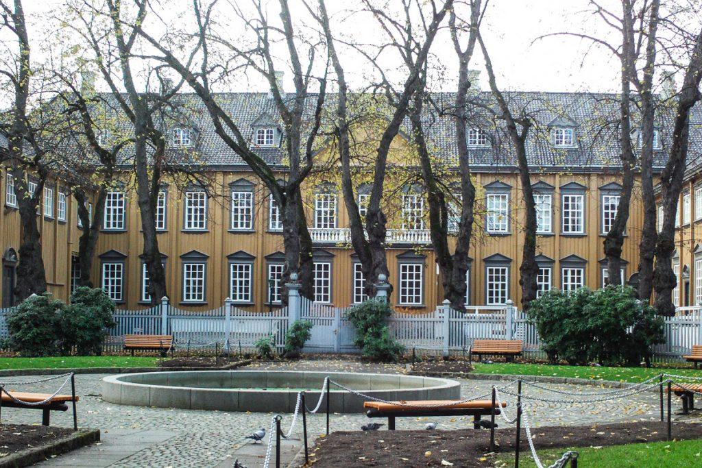Trondheimo Karališkoji rezidencija