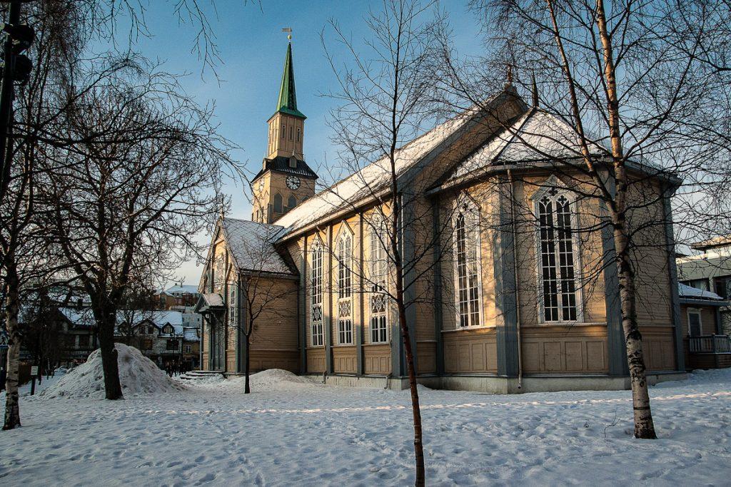 Trumsės katedra