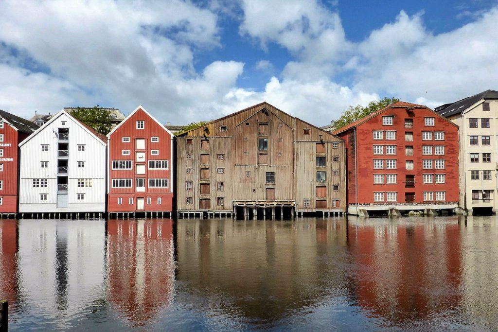 Trondheimo prieplauka