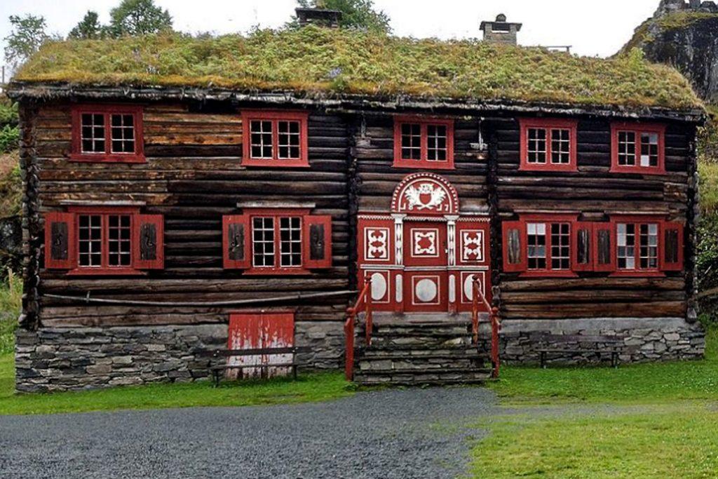 Sverresborg liaudies muziejus