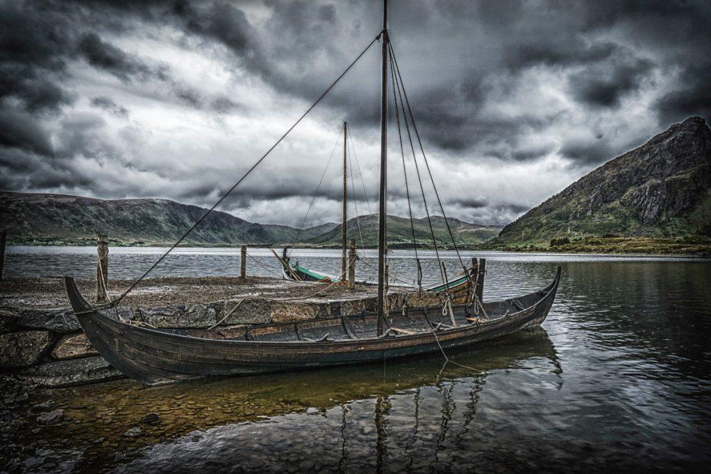 """""""Lofotr"""" vikingų muziejus"""