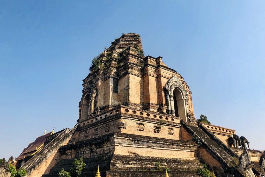 Wat Chedi Luang šventykla