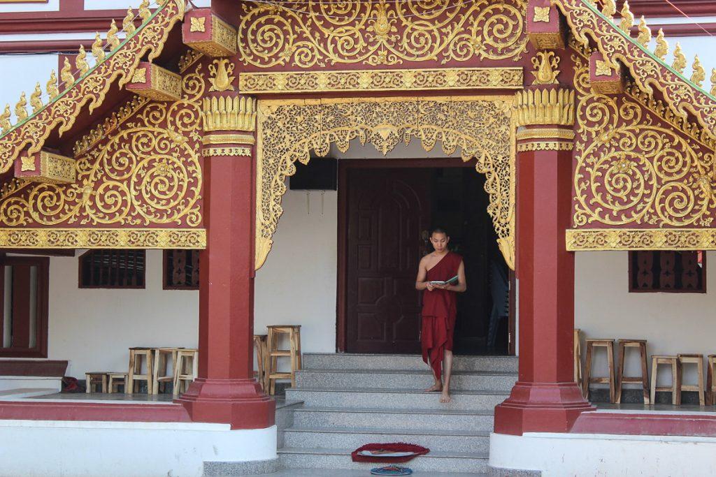 Wat Chiang Man šventykla
