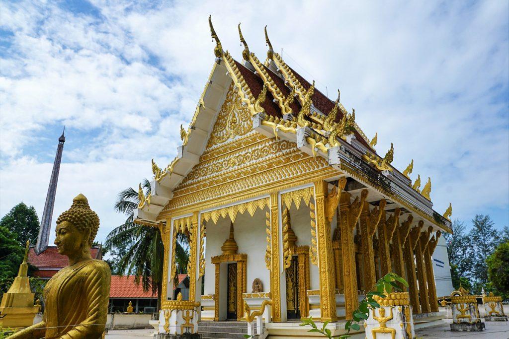 Wat Khunaram šventykla