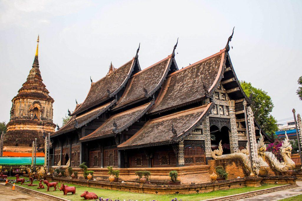 Wat Lok Moli šventykla